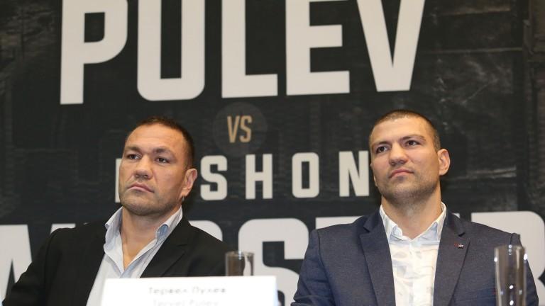 Кубрат Пулев: Мисля да бия здраво Джошуа, дори да го нокаутирам