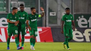 Лудогорец с 11 гола от началото на сезона в efbet Лига