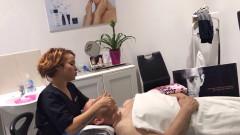 Тити Папазов легна за козметична процедура