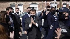 Макрон настоя Франция да ускори ваксинацията