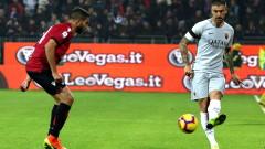 """Рома с нова издънка, """"вълците"""" пропиляха два гола аванс срещу Каляри"""