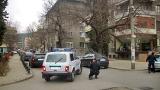 Банков обирджия държи заложници в Сливен