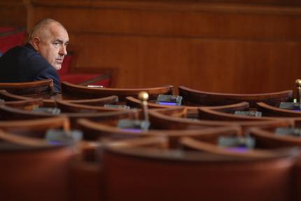 """ГЕРБ бият на изборите, но остават с под 97 депутати според """"Медиана"""""""