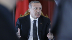 Осъдиха турски карикатуристи за обида към Ердоган