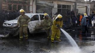 1 загинал и 15 ранени при атентат срещу френски ресторант в Кабул