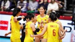 Китай с осма победа в дамската волейболна Световна купа