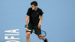 Александър Лазаров загуби третия си мач в Белград