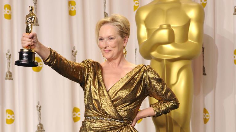 Кои са актрисите, спечелили най-много Оскари