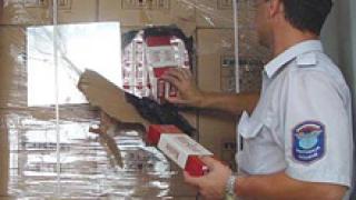 8200 къса контрабандни цигари задържаха в Лесово