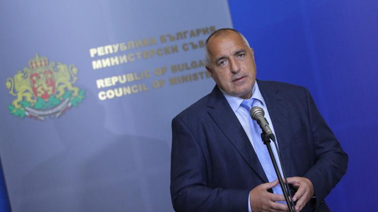 Борисов звънна на шефовете на ЕК и ЕС заради мигрантската криза в Турция
