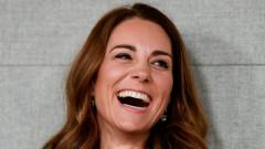 Как Кейт Мидълтън е толкова слаба след три раждания