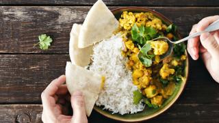 Защо индийската храна е толкова вкусна