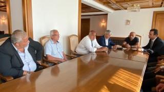 """Борисов обсъди със синдикатите бъдещето на """"Мини Марица-Изток"""""""