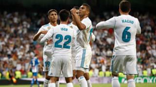 Real Madrid изпревари Manchester United и стана най-скъпият футболен отбор в Европа