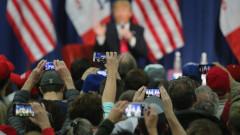 Китайците и руснаците подслушват личния телефон на Доналд Тръмп