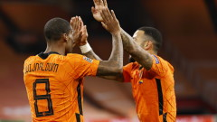 Нидерландия победи Босна и Херцеговина с 3:1