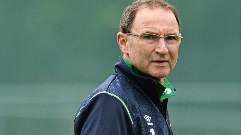 Селекционерътна Ирландия - Мартин О`Нийл се оплака, че отборът му