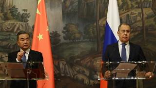Русия, Китай и Иран в един тон: Не се месим в работите на САЩ