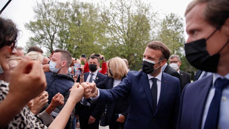 Френските граждани гласуваха днес в цялата страна на регионални избори,
