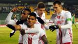 Бивш голмайстор на ЦСКА се завръща в българския футбол