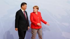Китай и Германия трябва да насърчат нов тип международни отношения, поиска Си Дзинпин