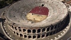 """Волейболните шампиони на Италия могат да бъдат излъчени на """"Арена ди Верона"""""""