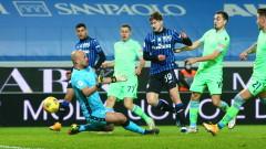 Аталанта е на полуфинал за Купата на Италия