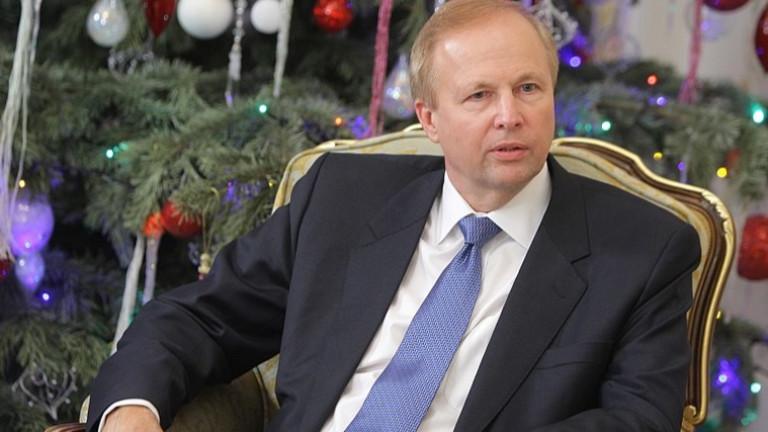 Главният изпълнителният директор на британската петрола и газова компания BP