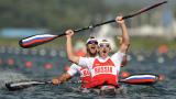 И кану-каякът се отчете със спрени руски спортисти