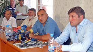 Земеделците на Мозер искат Борисов