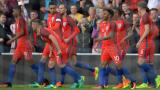 Тандемът Рууни-Рашфорд носи Англия на гърба си (ВИДЕО+ГАЛЕРИЯ)