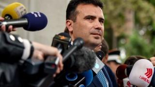 Албанците с цели 8 министри в новото правителство на Македония