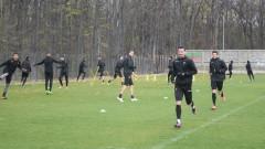 В Локо (Пловдив) вече се готвят за мача с Левски