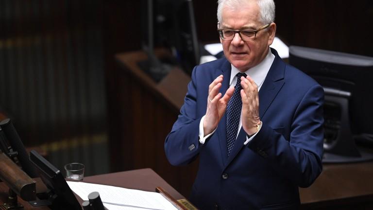 Тази година Полша ще обсъди начини за получаване на компенсация