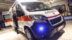 Представиха първите две модерни линейки за спешната помощ