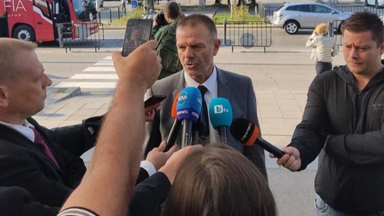 Стойчо Младенов: Отиваме в Рим, за да защитим името на ЦСКА в Европа