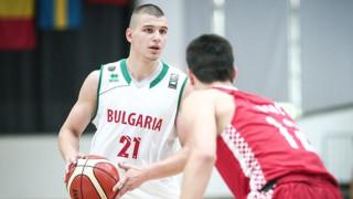 Юношеският национален отбор по баскетбол отпътува за Сърбия