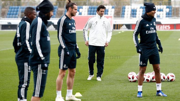 Солари вече гледа към рекордите в Реал