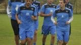 Защитник на Левски потегли към Острова