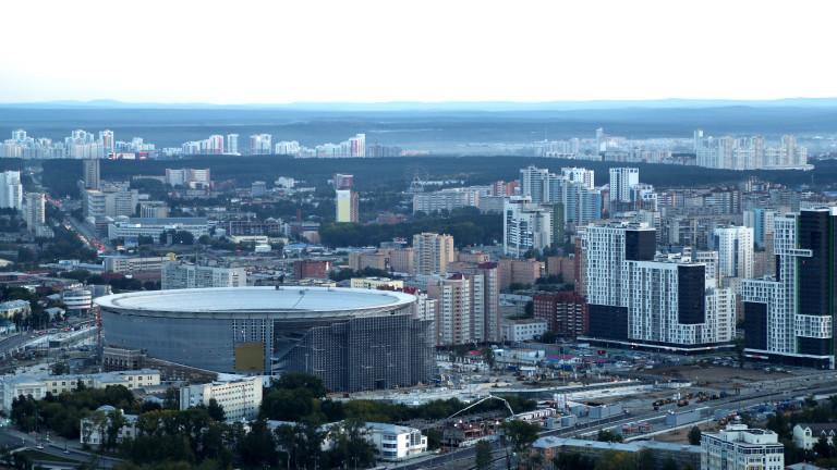 В Русия готови за Мондиала на 80%
