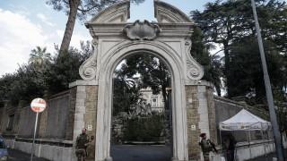 Отриха човешки кости при ремонт на сграда на Ватикана в Рим