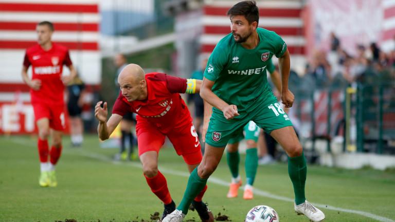 Ботев (Враца) приема Царско село в мач от 19-ия кръг
