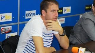 Чиликов: Ще победим Миньор, сигурен съм
