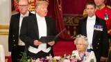 Елизабет II напомни на Тръмп значението на международните институции