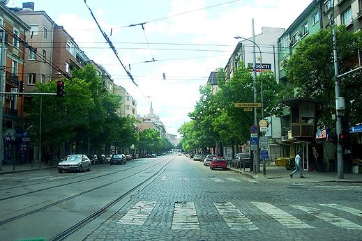 Дребни детайли от живота в София