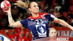 Норвегия - Испания и Русия - Холандия са 1/2-финалите на дамското Световно по хандбал