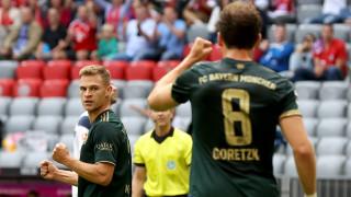 Дъжд от голове в Мюнхен! Байерн размаза Бохум със 7:0