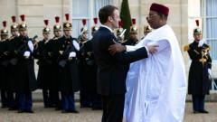 Макрон помага на Нигер след като ислямисти убиха над 70 нигерийски войници