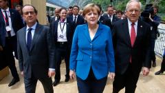 Меркел подкрепи партията си за признаване турския геноцид над арменците