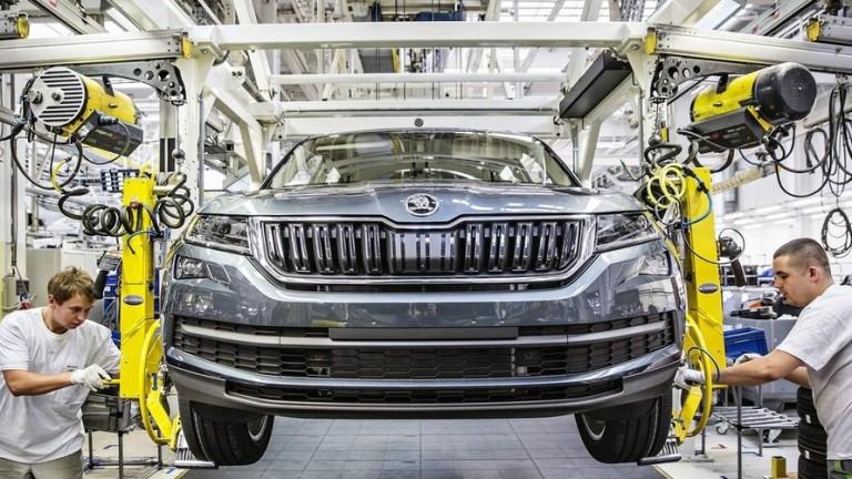 VW и Skoda в спор за завода в Източна Европа